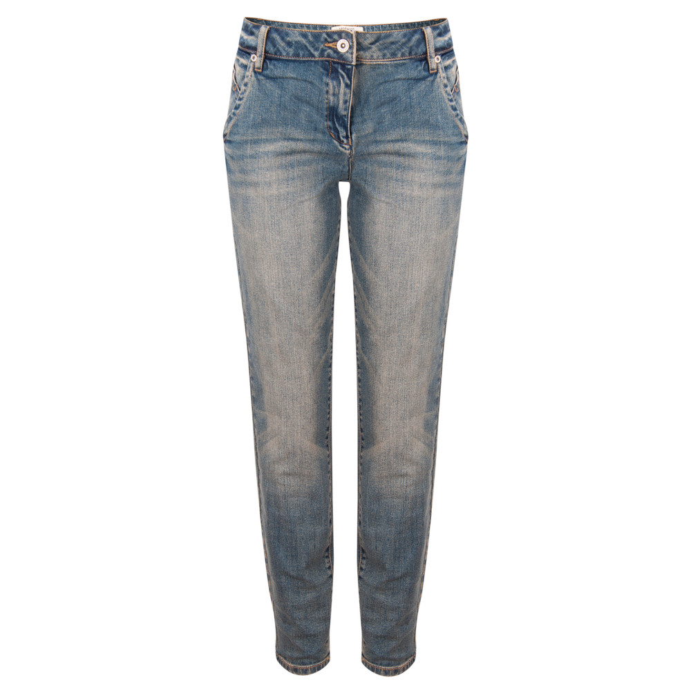 Sandwich Clothing Vintage Denim Verona Jean Bleach Denim
