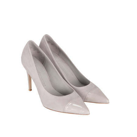 Kennel Und Schmenger Miley Nubuck High Heel - Grey