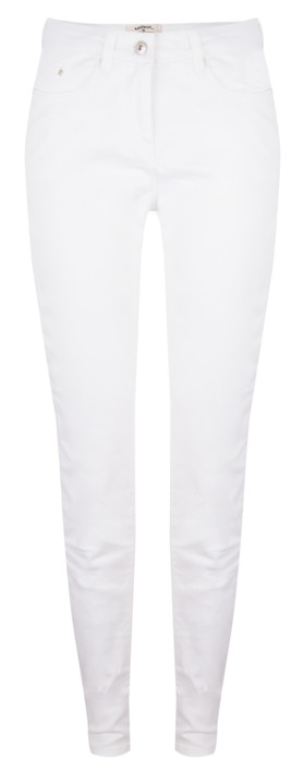 Sandwich Clothing Essentials Skinny Pants Optical White