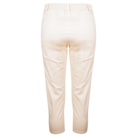 Masai Clothing Paca Slim Trouser - Off-white