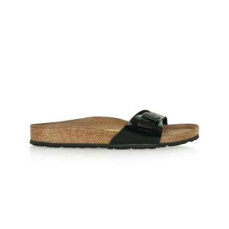 Birkenstock Single Strap Sandal - Black