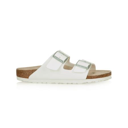 Birkenstock Double Strap Sandal - White