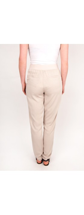 Sandwich Clothing Sienna Twill Pants Sandstone