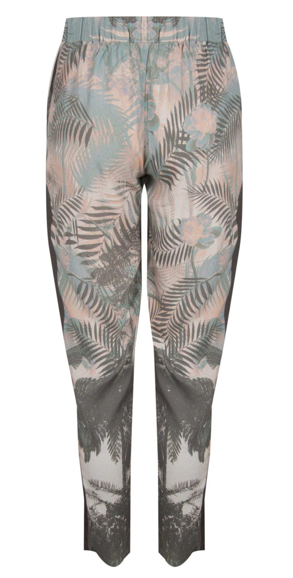 Palm Printed Pants main image