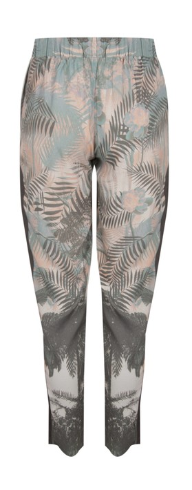 Coster Copenhagen Palm Printed Pants Palm Print