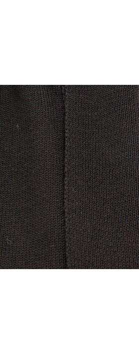Avoca Mustang Plain Cardi Black