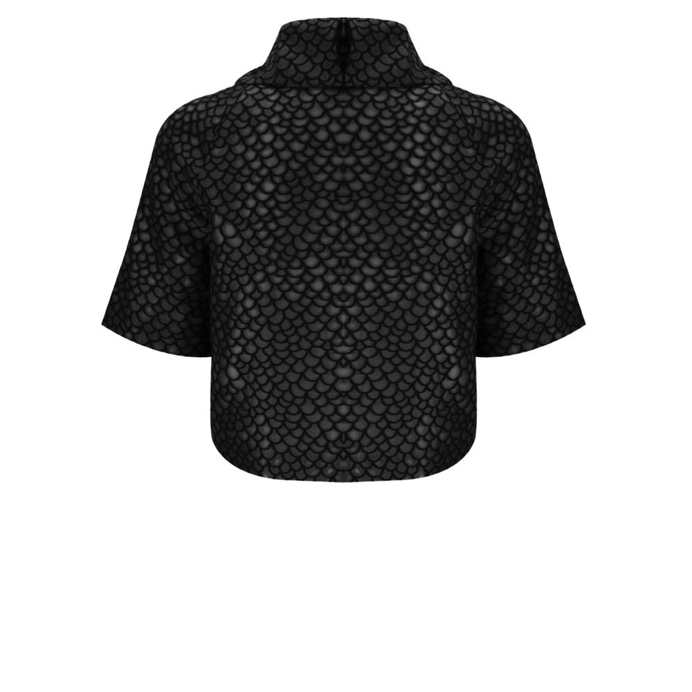 Avoca Cache Short Jacket Black