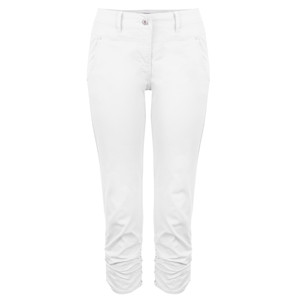 Sandwich Clothing Ruched Skinny Stretch Pants