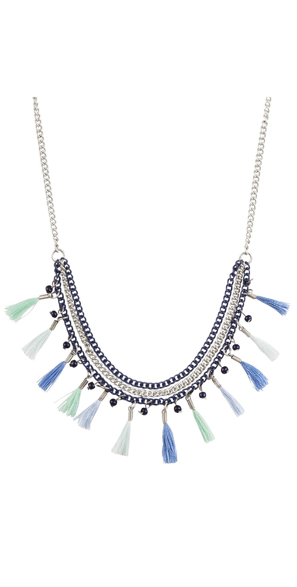 Tasselled Necklace main image