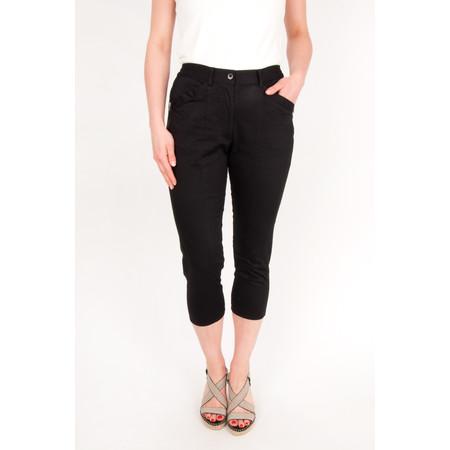 Masai Clothing Paca Slim Trouser - Black