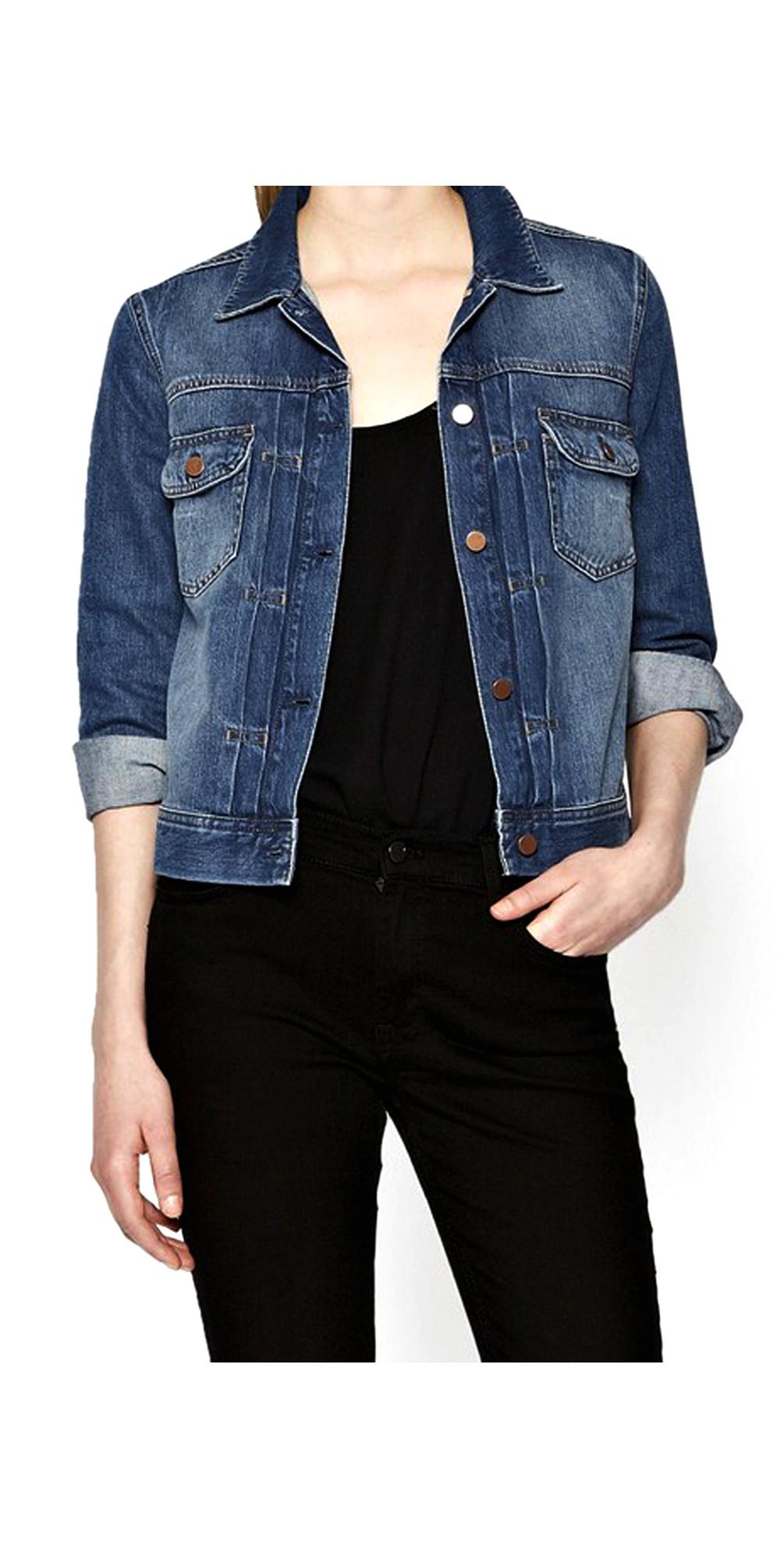 Western Denim Jacket main image