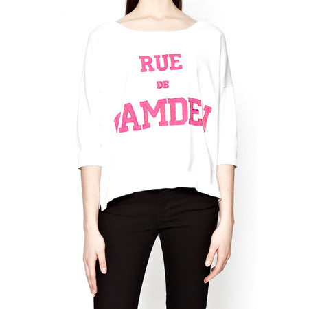 French Connection Rue De Camden Knit Jumper - White