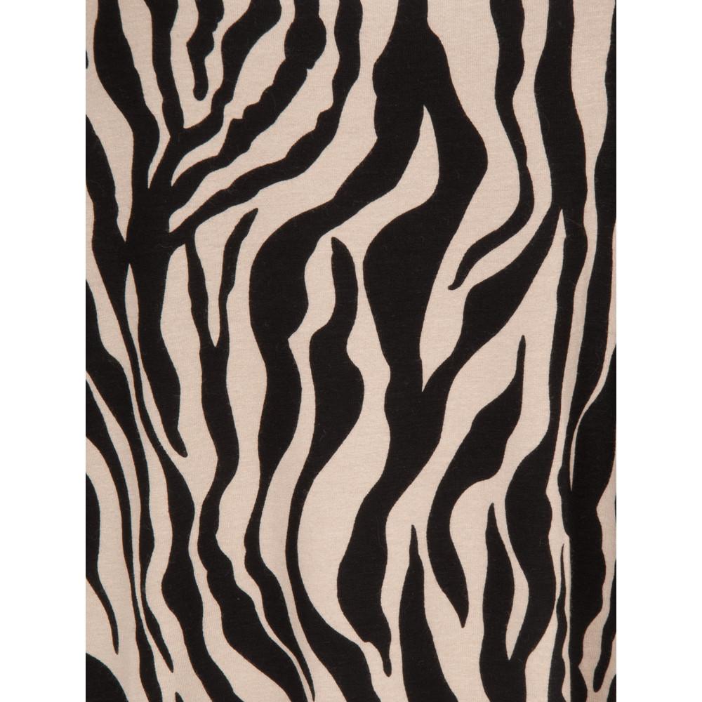 Masai Clothing Hava Tunic Khaki Print