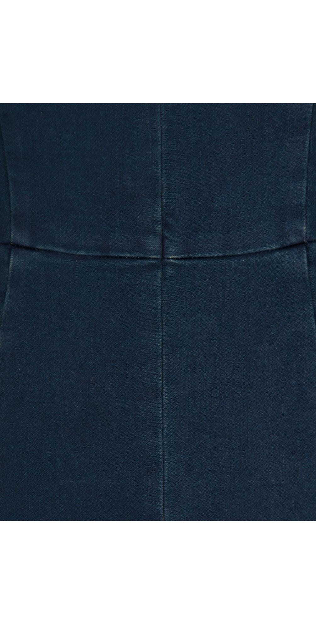 Clean Denim Dress main image