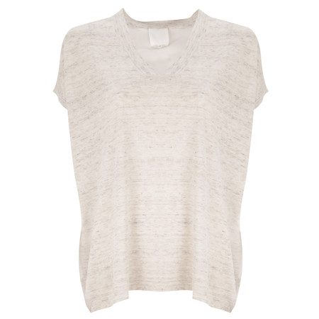 InWear Ojana Knit Top - Off-white