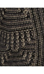 Sandwich Clothing Dark Storm Furry Knit Cardigan