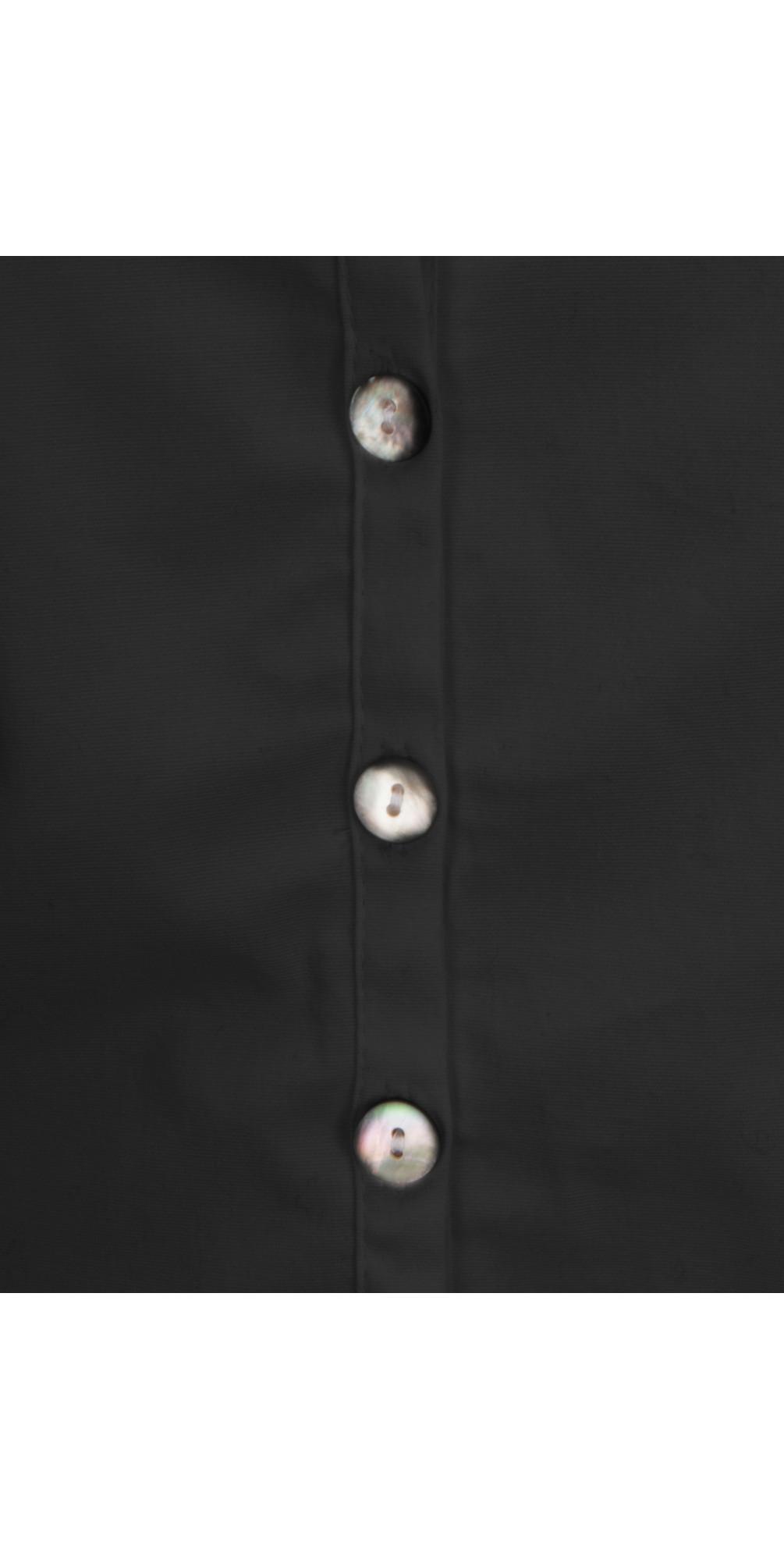 Pearl Poplin Keshi Shirt main image