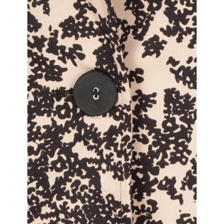 Adini Venus Print Jacket - Beige