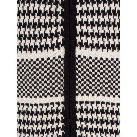 Great Plains Ginny Dogtooth Top - Black