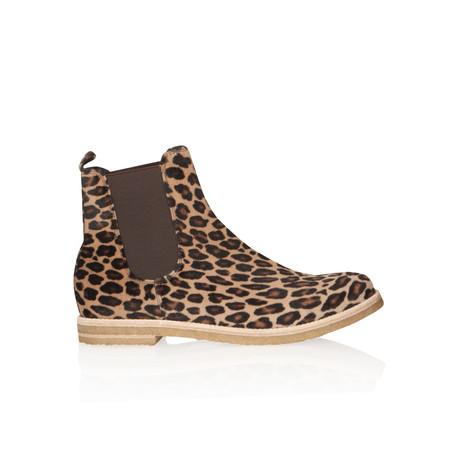 Kennel Und Schmenger Jess Pony Skin Chelsea Boot - Brown