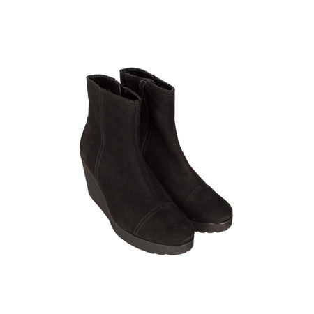 Kennel Und Schmenger Nala Wedge Ankle Boot  - Black