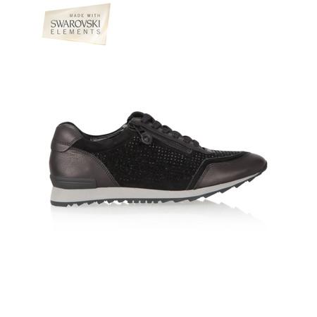 Kennel Und Schmenger Runner Trainer Shoe - Black