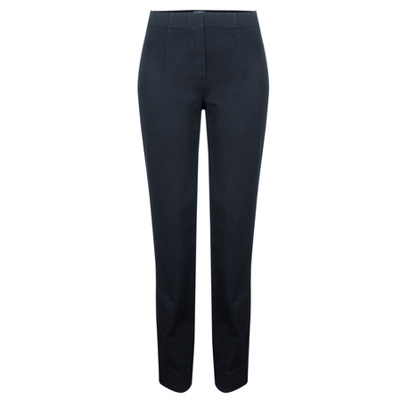 Robell Trousers Marie  Denim Full Length Jean - Blue