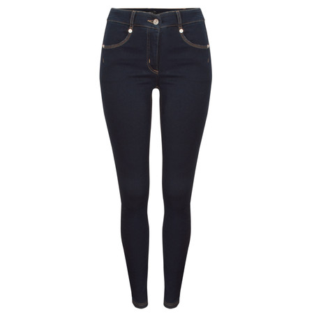 Robell Trousers Star Jean - Blue