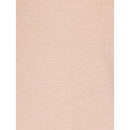 Sandwich Clothing Cotton Slub Jersey Top - Pink