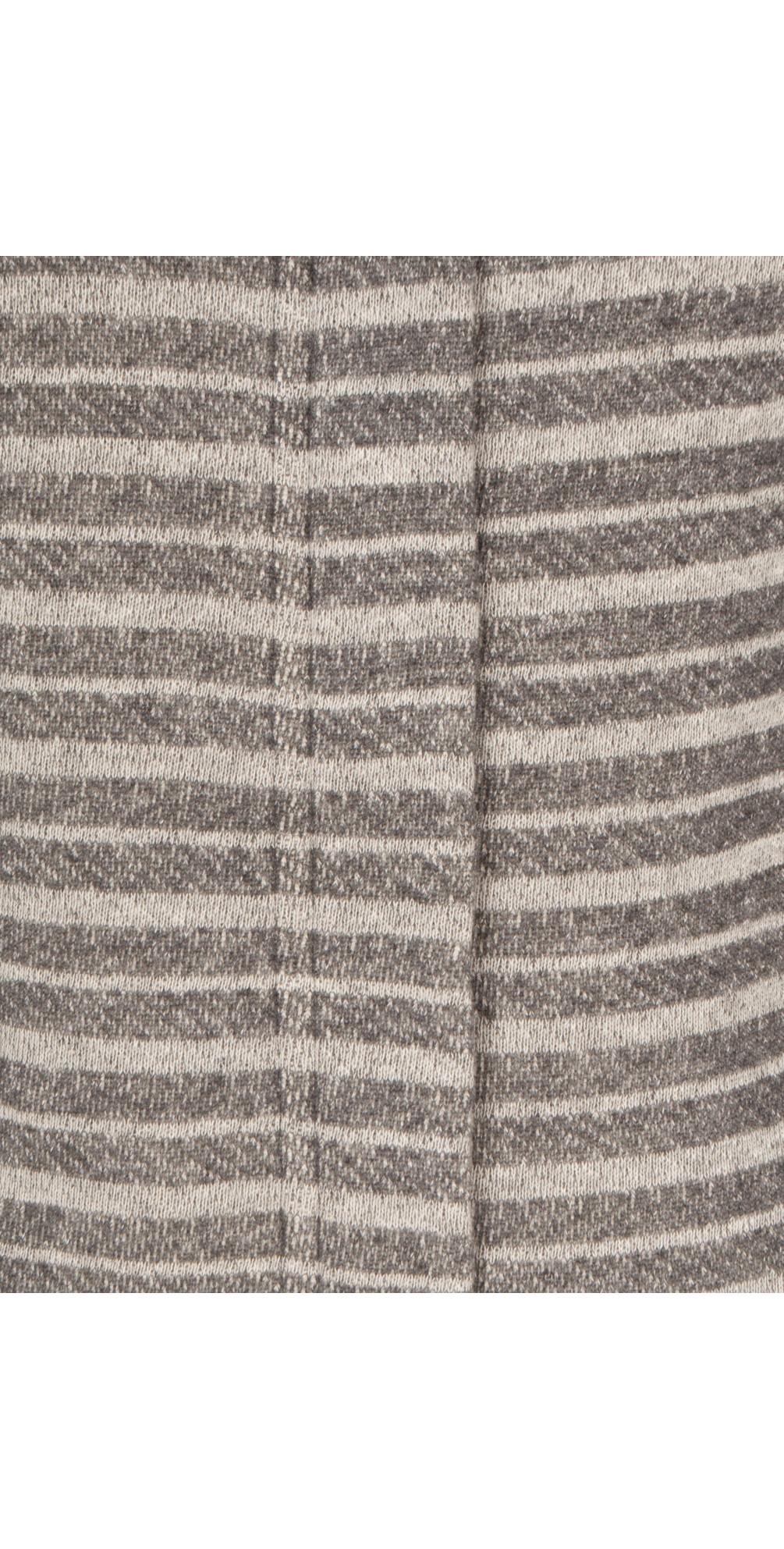 French Terry Stripe Jacket main image