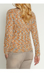 Sandwich Clothing Peach Bloom Wool Mix Pullover