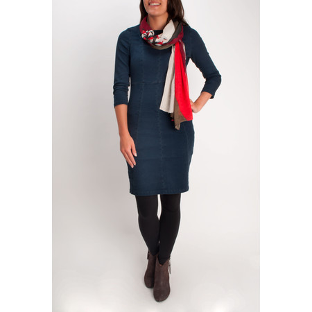 Sandwich Clothing Clean Denim Dress - Blue