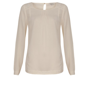 Sandwich Clothing Solid Viscose Top