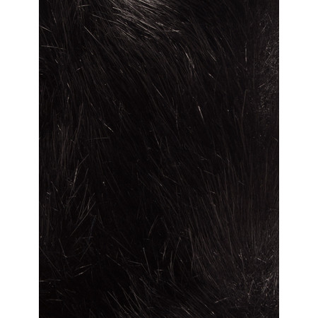 Pia Rossini Monroe Faux Fur Headband - Black