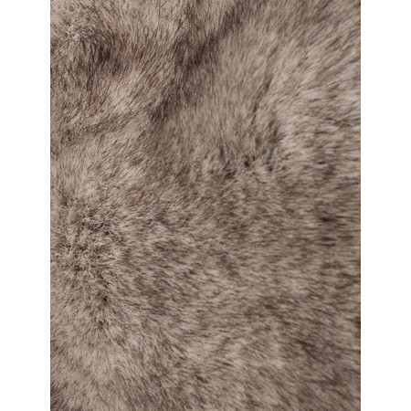 Pia Rossini Monroe Faux Fur Headband - Grey