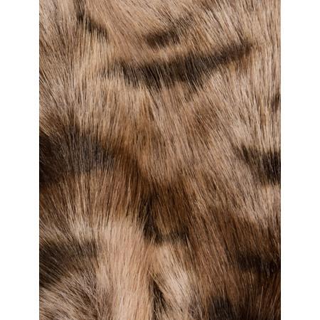 Pia Rossini Monroe Faux Fur Headband - Ocelot
