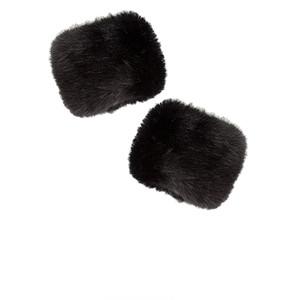 Pia Rossini Monroe Faux Fur Cuff