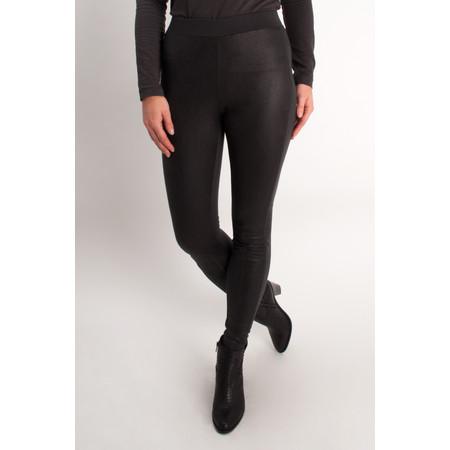 Sandwich Clothing Faux Leather Leggings - Grey