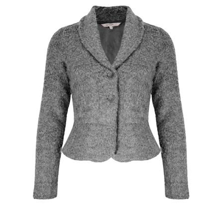 Sandwich Clothing Boucle Blazer - Grey