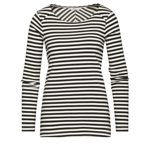 Sandwich Clothing Striped Milano Top