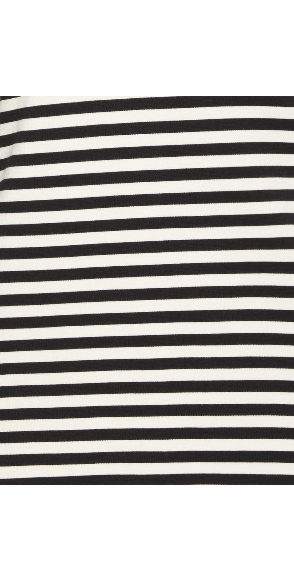 Striped Milano Top main image