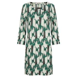 Sandwich Clothing Ikat Print Dress