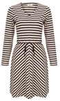 Sandwich Clothing Washed Chalk Striped Milano Dress