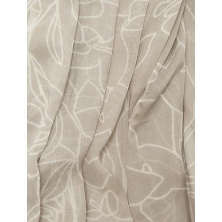 Sandwich Clothing Printed Scarf - Grey