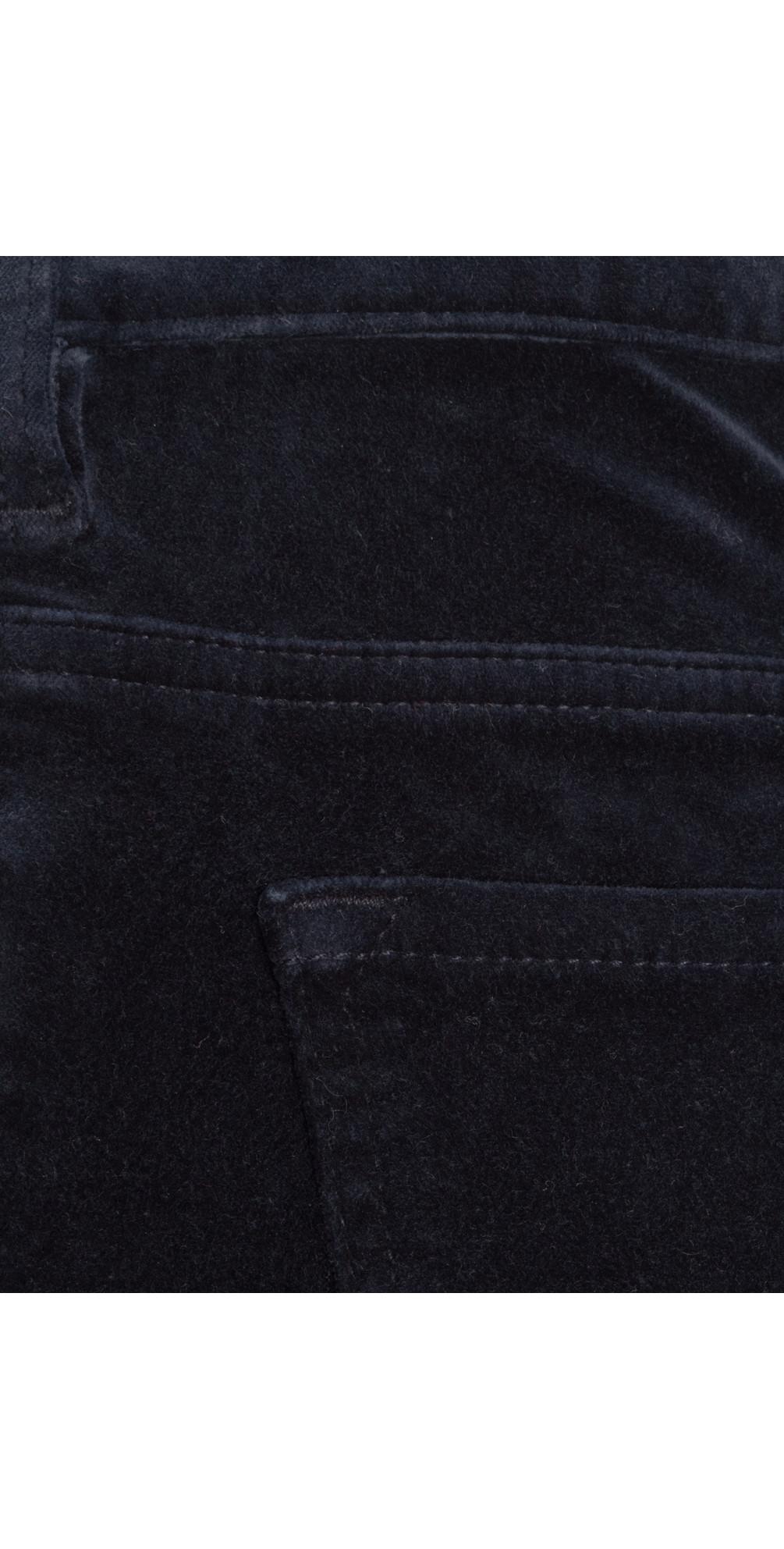 02 Velvet Straight Leg Jean main image