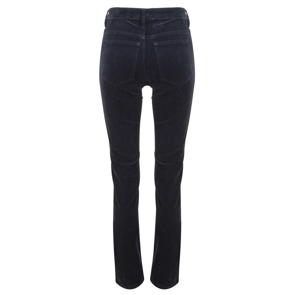 Amazing Woman  02 Velvet Straight Leg Jean Navy
