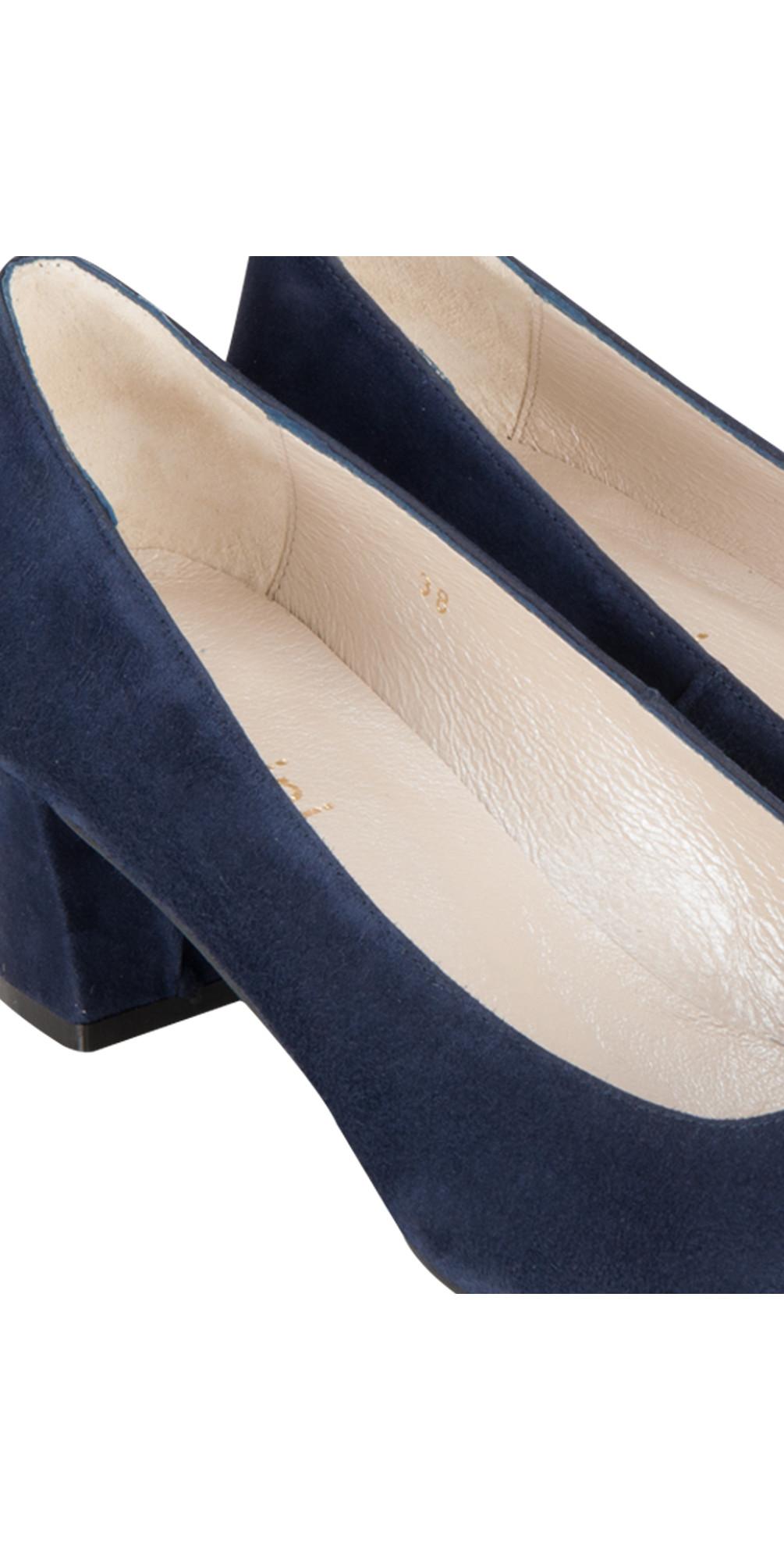 Lena Suede Shoe main image