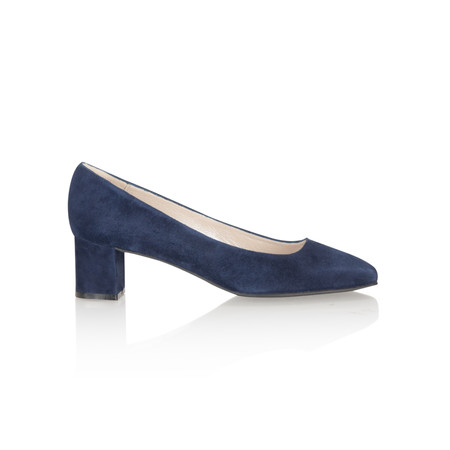 Gemini by GDF Lena Suede Shoe - Blue