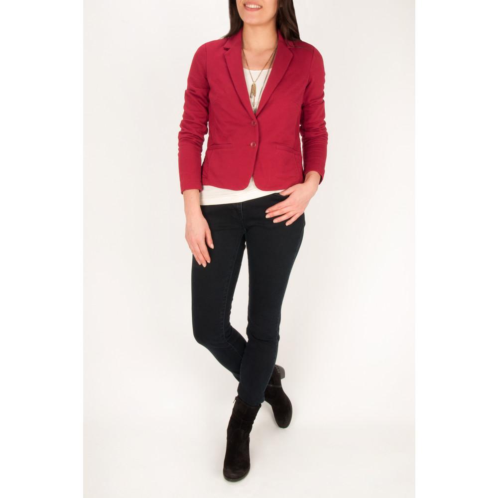 Amazing Woman  02 Velvet Straight Leg Jean Black