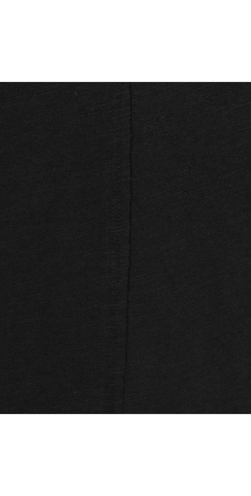 Cotton Slub Jersey Dress main image